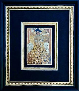 Martine H. 'Portrait d' Adele Bloch-Bauer' par Gustav Klimt