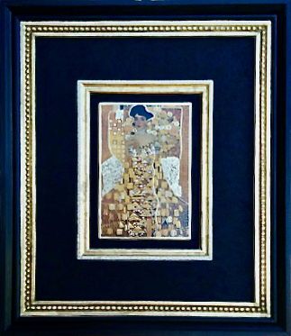 Martine H. 'Portrait d'Adele Bloch-Bauer' par Gustave Klimt