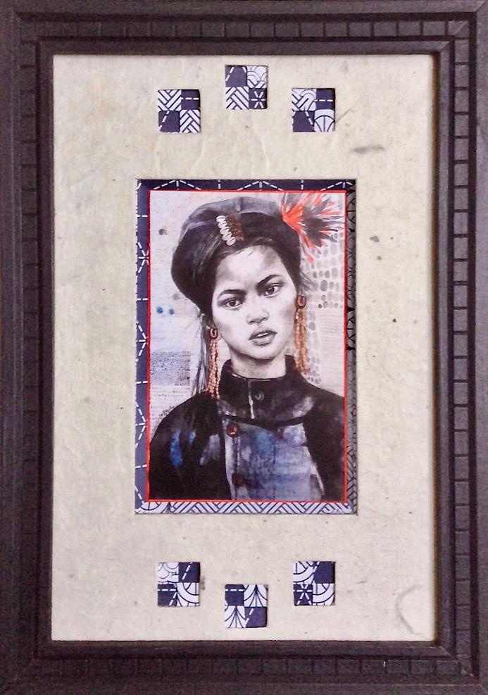 Annick T. Portrait de Stéphanie Ledoux