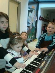 Die Orgel ist ein Geschenk und und Segen!