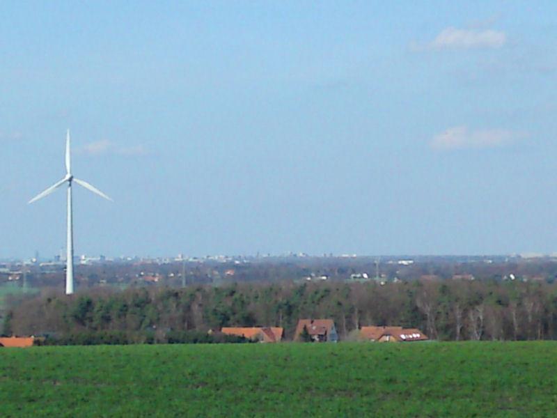 und tief im Tal liegt dieses Bremen...