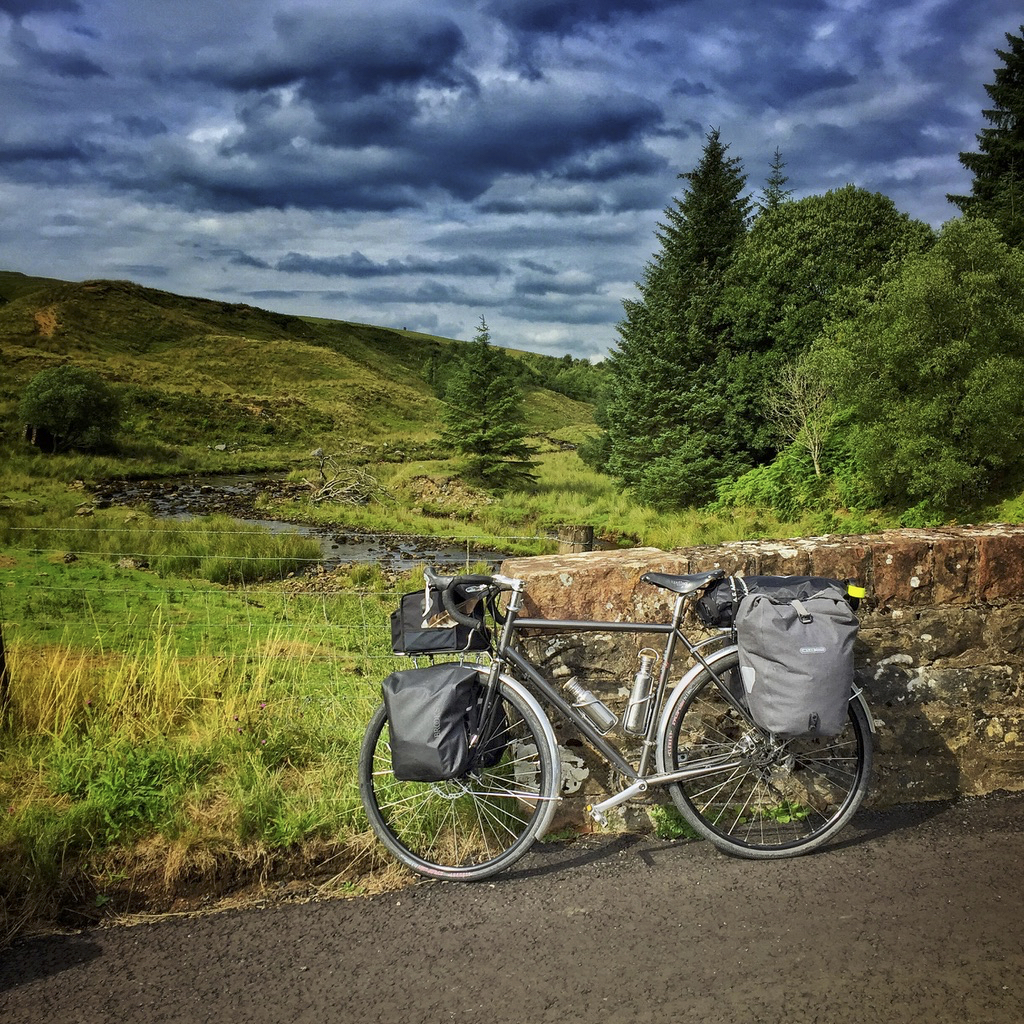 Pelago Bicycles © François Struzik - simply human 2018 - Kielder Forest