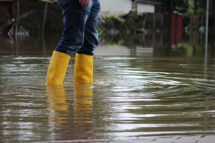 Spendenaktion für die Hochwasseropfer