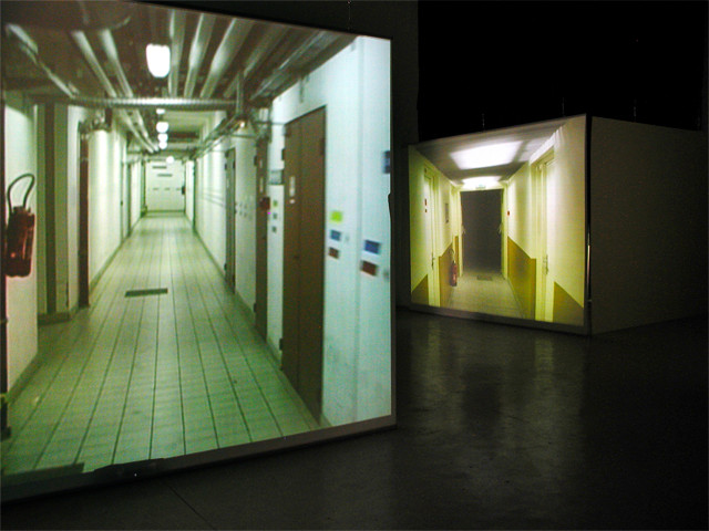 Non-Lieux, École Supérieure d'Art d'Aix-en-Provence, 2002