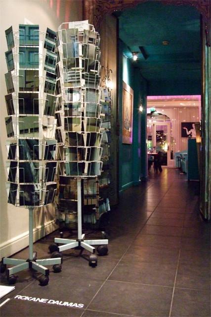 Peu Importe, Ici Vous Êtes Ailleurs, Hôtel 3.14, Cannes, 2009