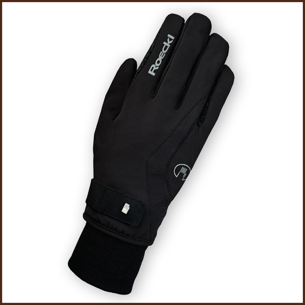 e08b324a33f65a Roeckl Winter Reithandschuhe Wellington GTX® Clothing & Accessories