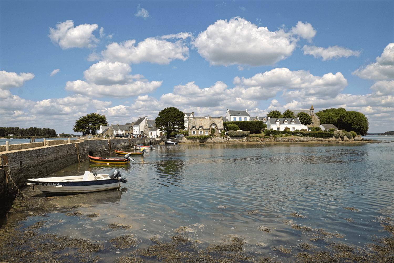 Die Île de Saint-Cado