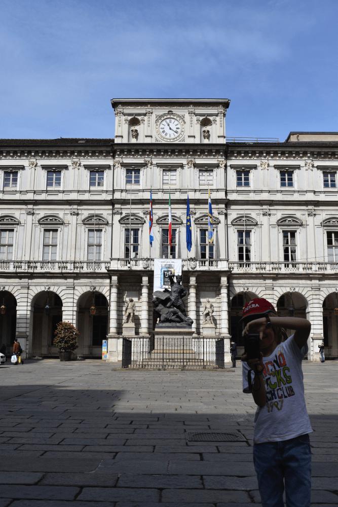Städtereise Turin
