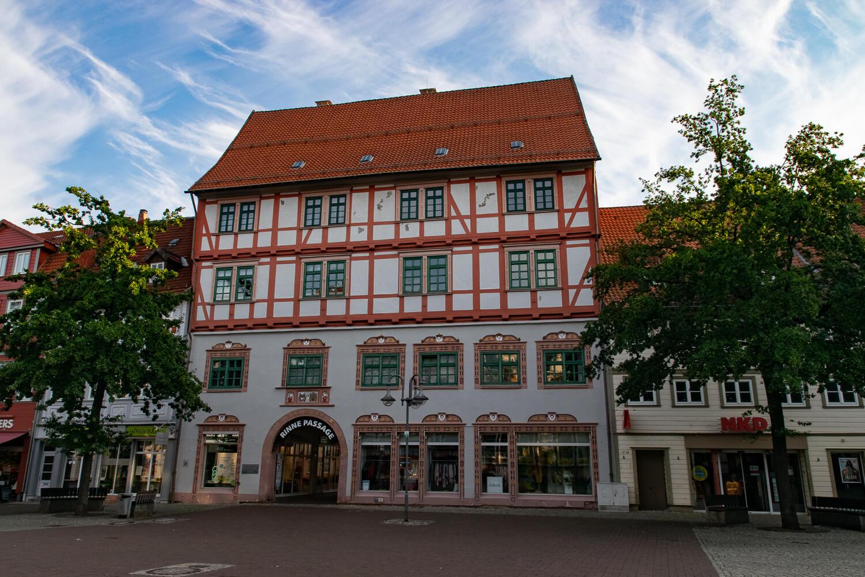 Rinnesche Haus: Übernachtungsort von Heinrich Heine 1824