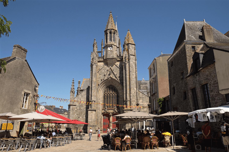 Kirche Saint-Aubin de Guérande