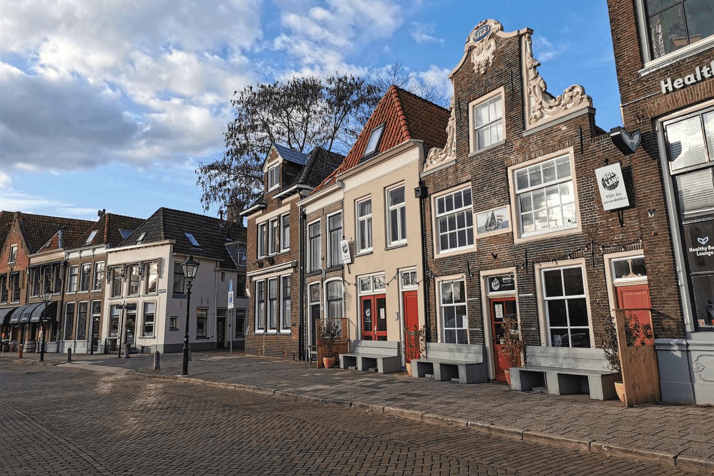 ...den schönsten Hansehäusern in Zwolle!
