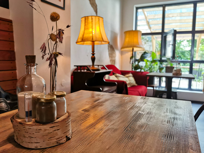 """Café """"lieb.es"""" in der Nordstadt"""