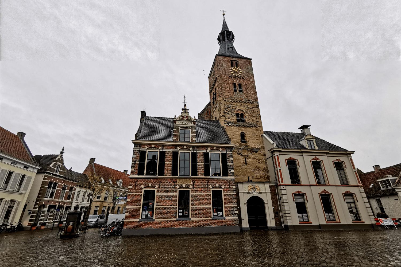 Die Grote Andreaskerk in Hattem