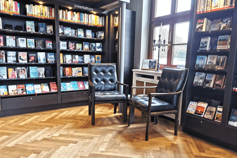 Die Bücherei im Conversationshaus