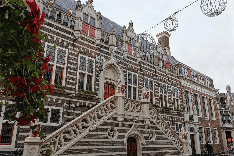 Das Rathaus von Alkmaar