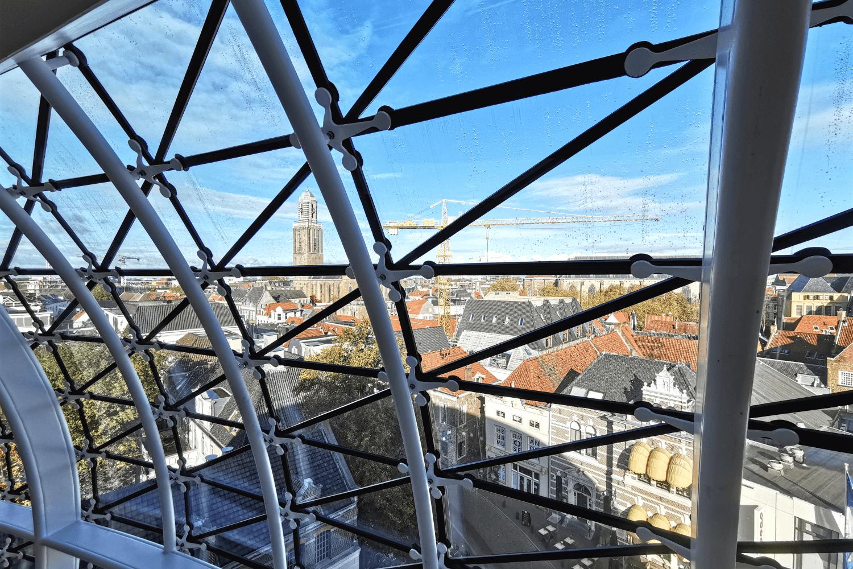 Von der Kuppel des Museums habt ihr einen tollen Blick über die Stadt