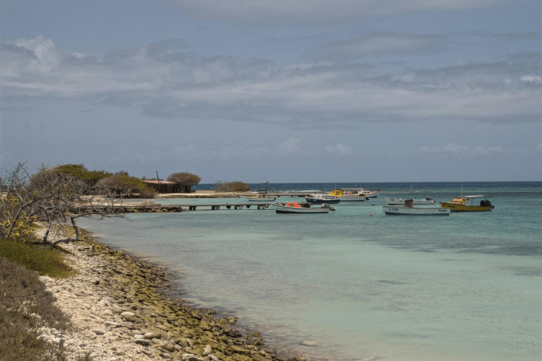 Fischerboote am Roger's Beach
