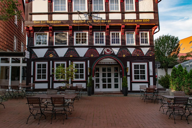 """Restaurant """"Ratswaage"""""""