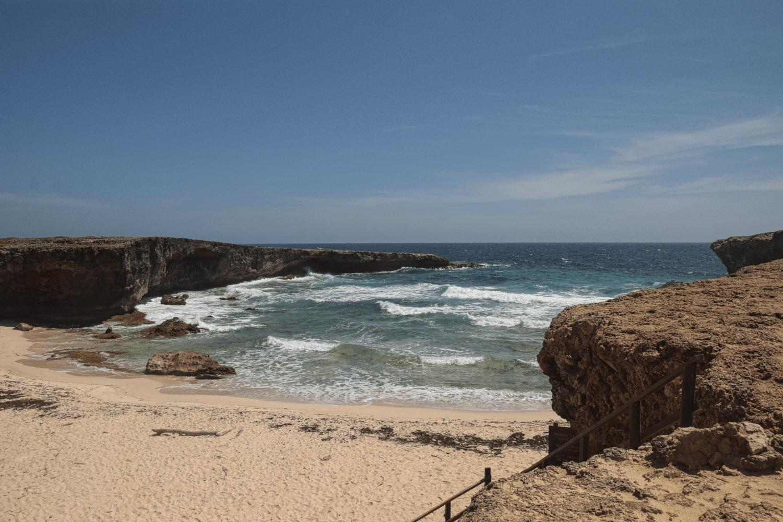 Der Strand Boca Prins