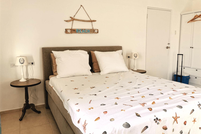 Das Apartment ist gemütlich und stilvoll eingerichtet