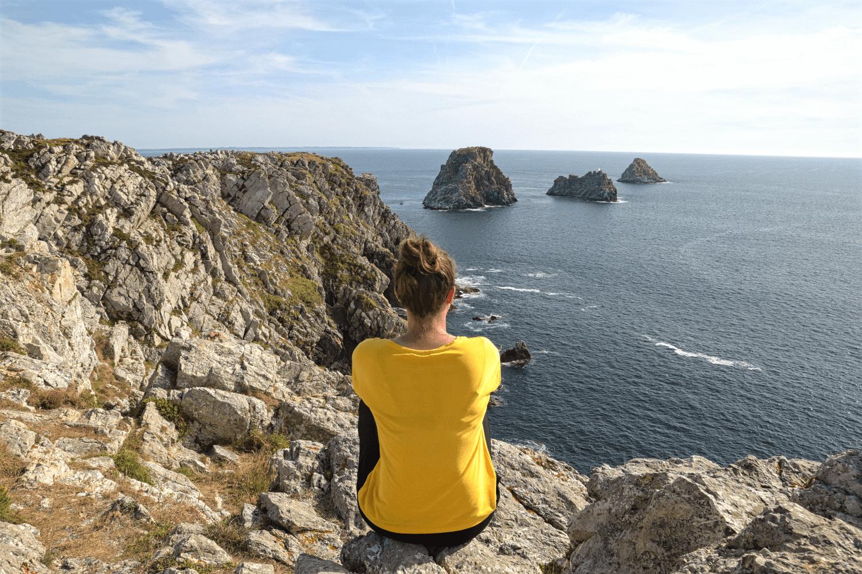 Eindrucksvoll: Das Kap von Pen-Hir