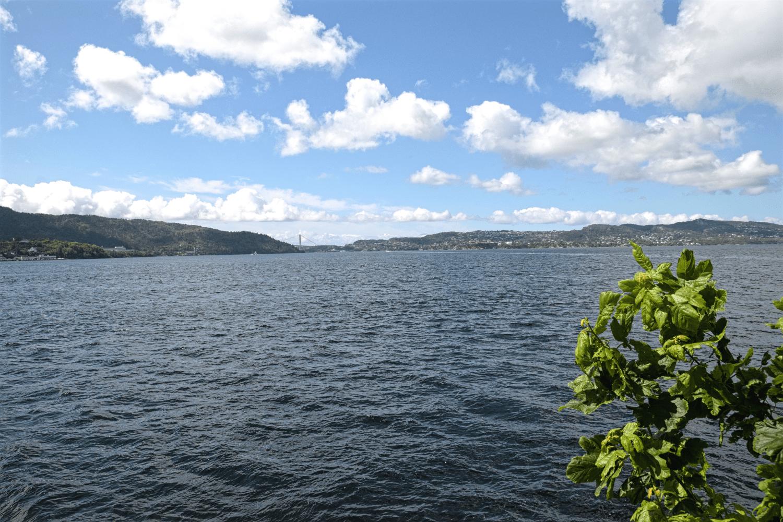 Aussichtspunkt im Nordnesparken
