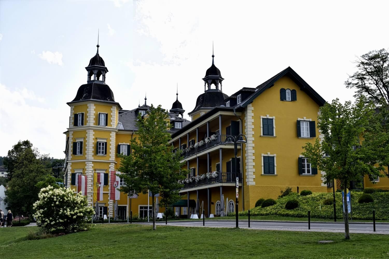 Das Schloss am Wörthersee