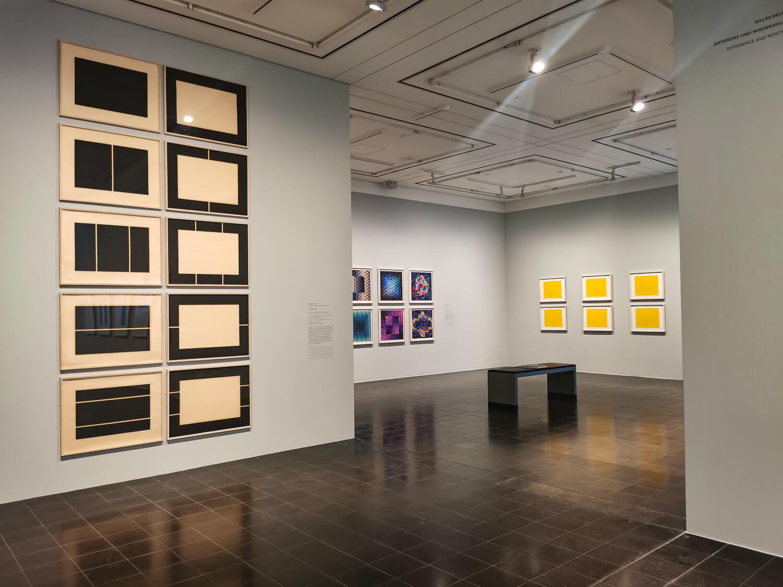 """Temporäre Ausstellung """"Druckgrafiken von Warhol bis Wool"""""""
