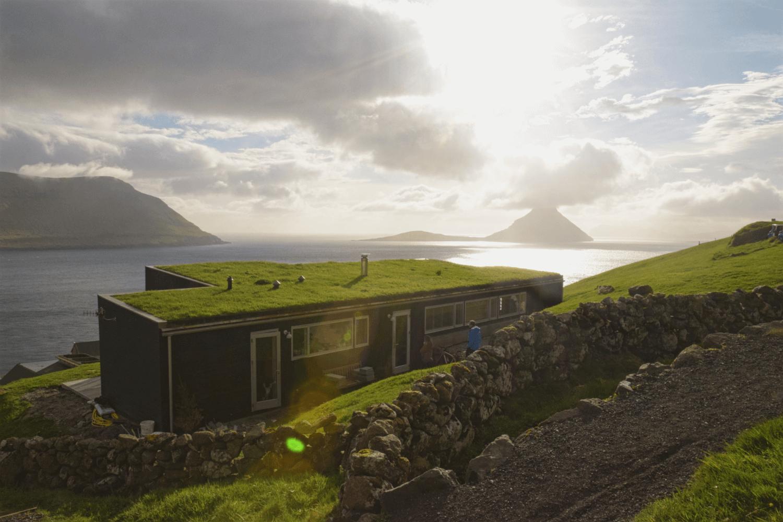 Das Haus von Onnu und Óla (Heimablidni)