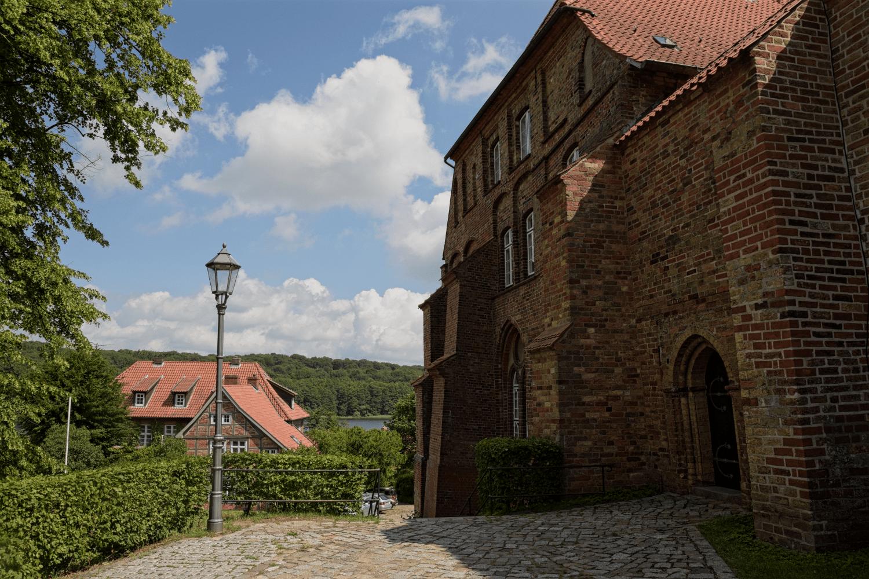 Umgebung vom Ratzeburger Dom