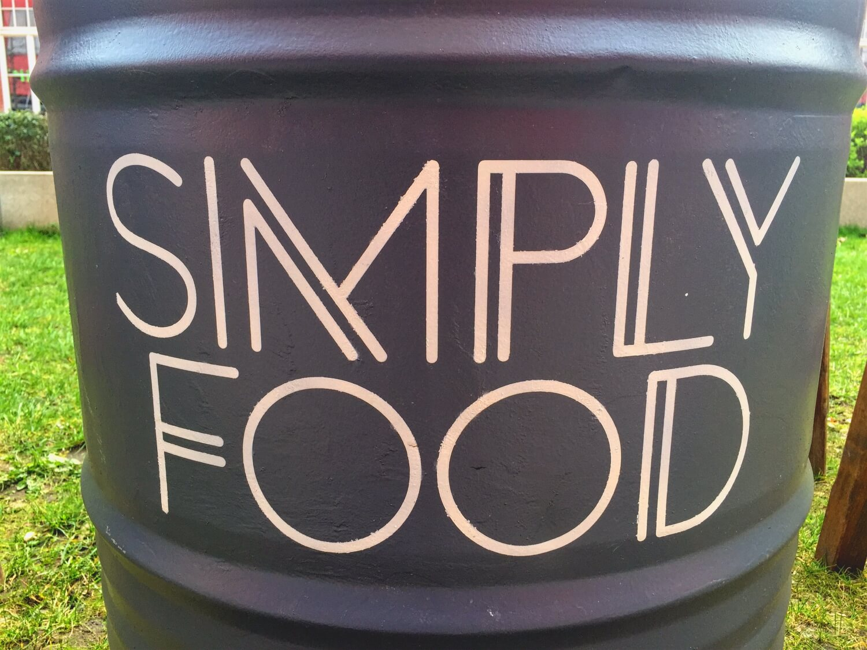 Das Simply Food in Barmbek