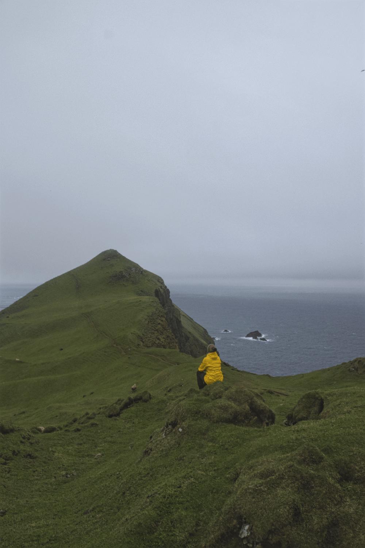 Auch bei schlechten Wetter ist die Landschaft einfach nur schön