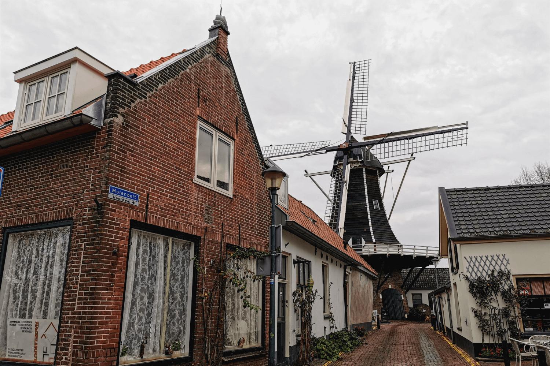 Die Windmühle von Hattem
