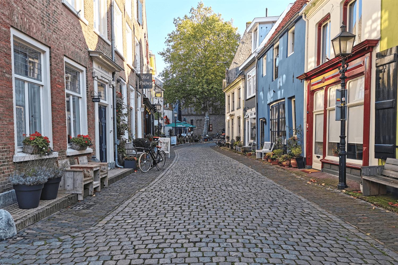 Spaziergang durch die mittelalterlichen Gassen Doesburgs