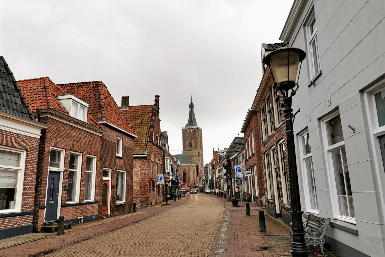 Der Turm der Grote Stephanuskerk