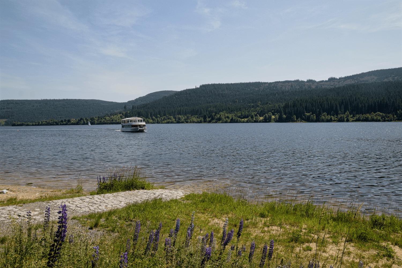 Schiffsrundfahrt auf dem Schluchsee
