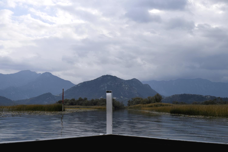 Montenegro Skutarisee