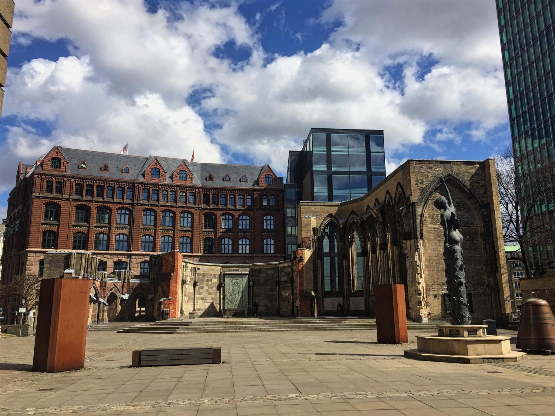 Mahnmal St. Nicolai Hamburg