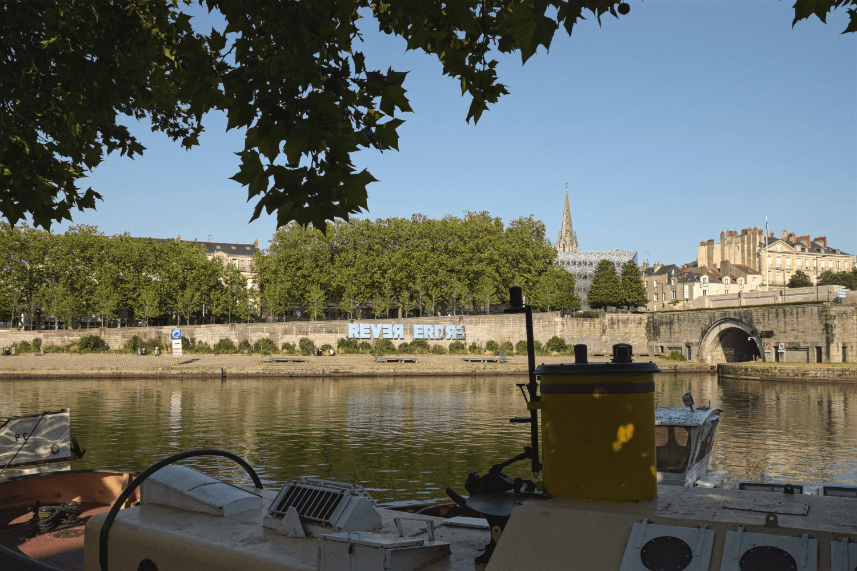 Erdre - Zufluss zur Loire
