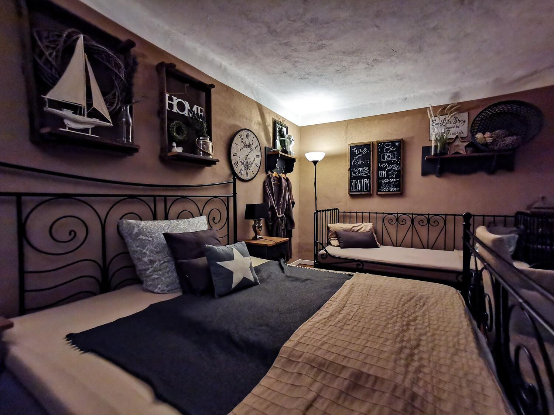 Gästezimmer im Landhaus Spanier
