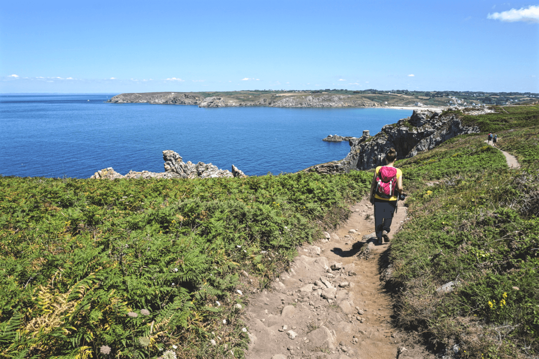 Wandern am Pointe du Raz