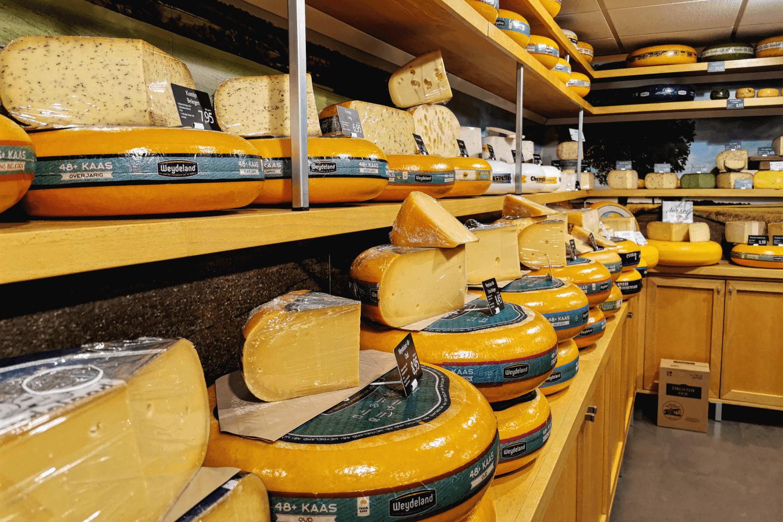 Ein Stopp im Käseladen ist ein Muss