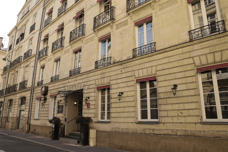 Das Hotel Voltaire Opéra