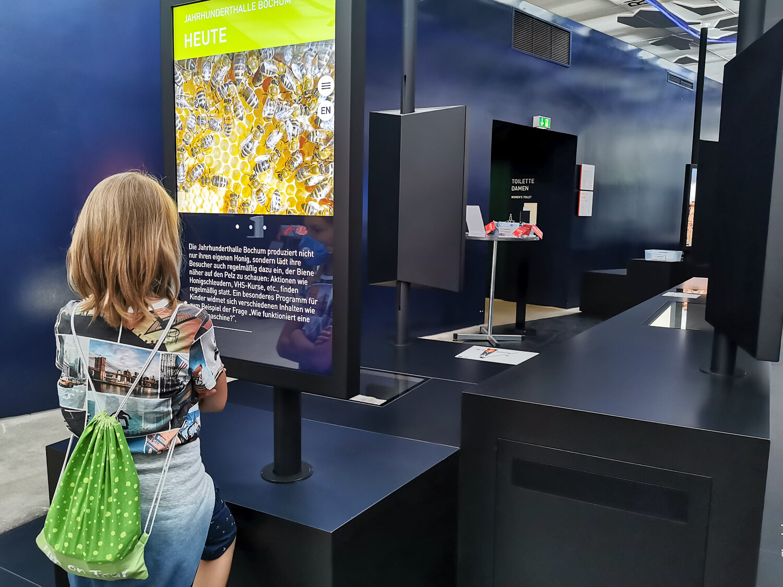 Ein Museum, das auch für Kinder geeignet ist