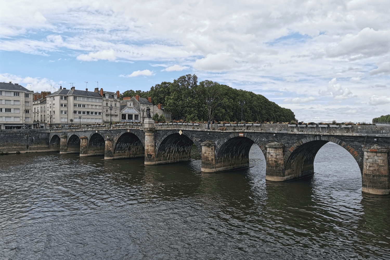 "Die Brücke ""Pont de Verdun"""