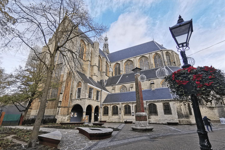 Die Grote Kerk in Alkmaar