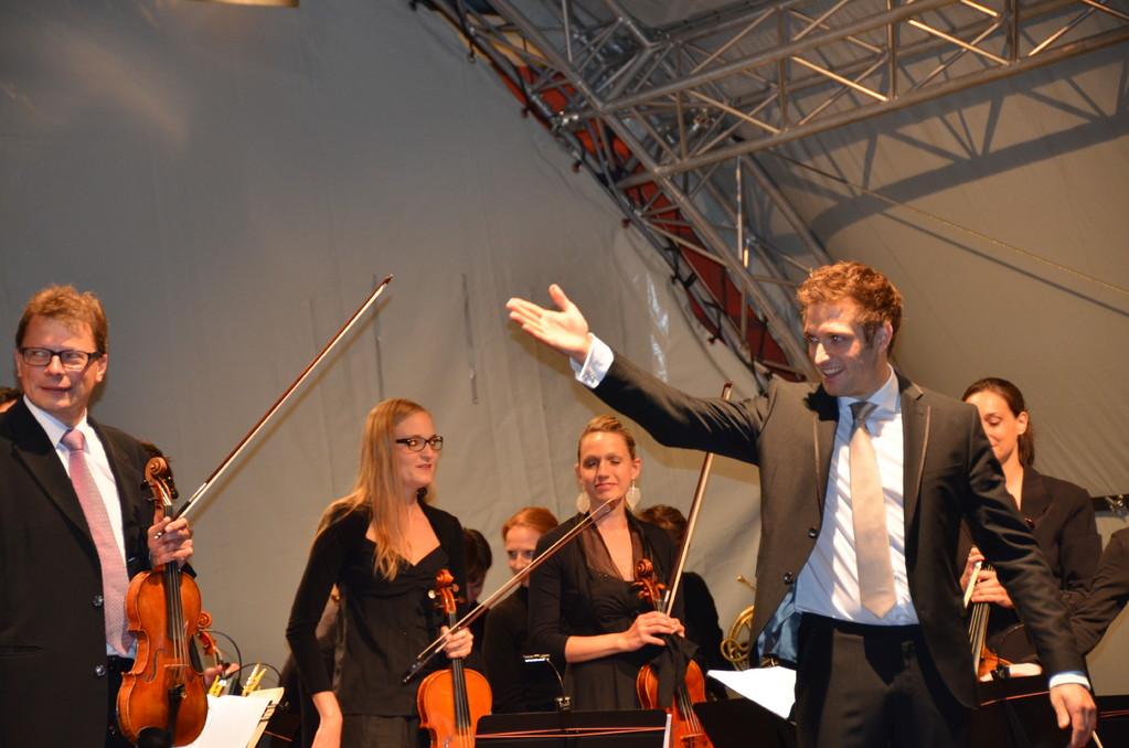 Nachtmusik im Klosterhof 2012