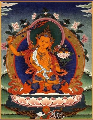 Budda Manjushry- Il Buddha della Saggezza