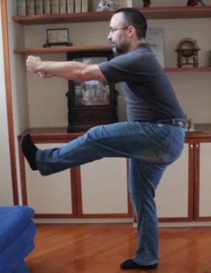 è possibile fare i pistol squat con le caviglie dure o rigide