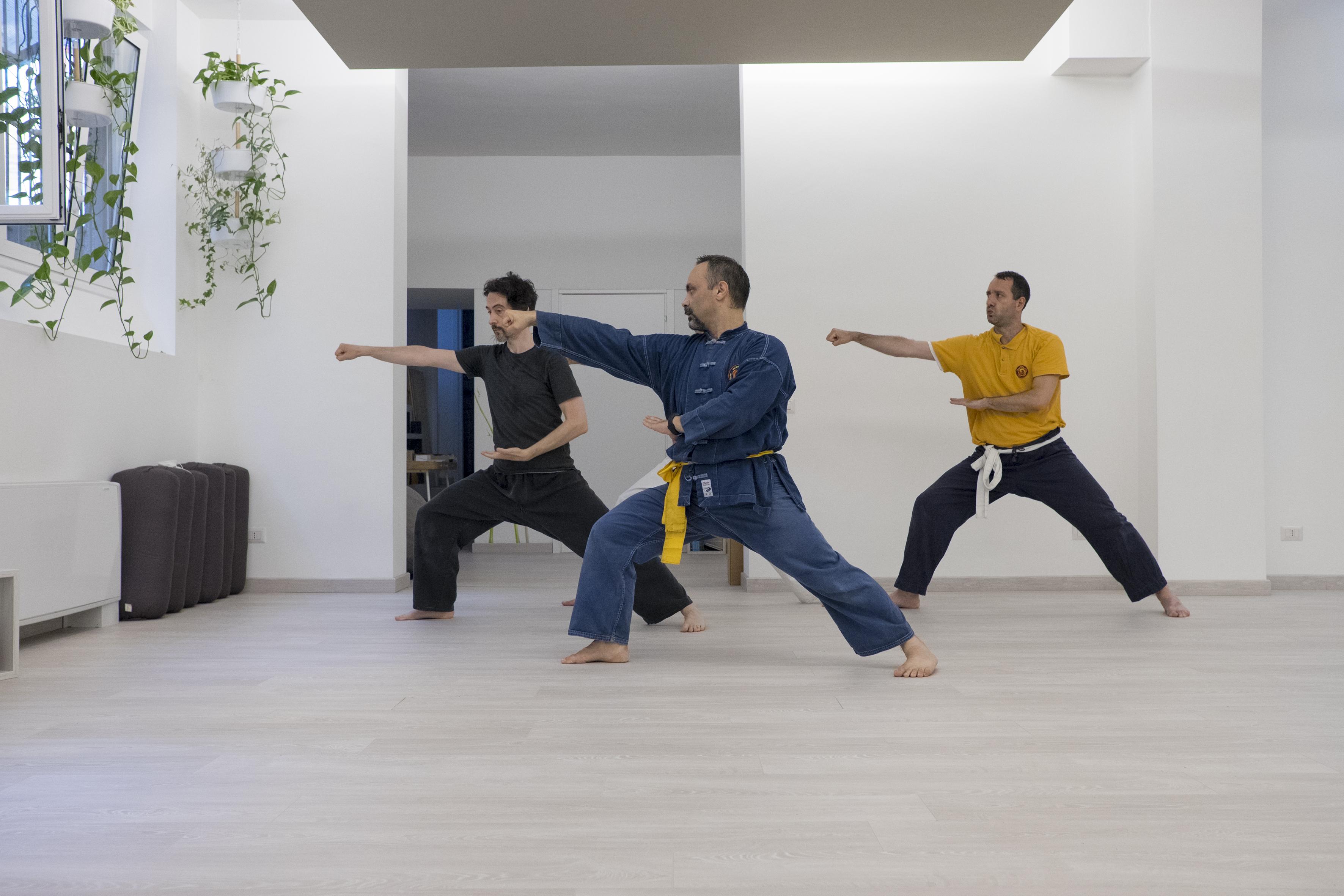 Kung Fu Shaolin chuan, shaolin quan